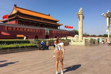 Quảng Ninh - Hà Nội - Bắc Kinh - Thượng Hải 5N4Đ, Bay Vietnam Airlines + KS 4*