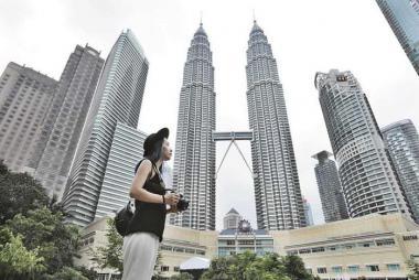 Nha Trang - HCM - Singapore - Malaysia 5N4Đ, Bay Vietjet