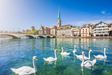 Thanh Hóa - Hà Nội - Pháp - Thụy Sĩ - Ý - Vatican - Monaco 11N Bay Turkish Airlines