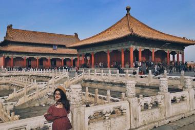 Quảng Ninh - Hà Nội - Bắc Kinh - Tô Châu - Hàng Châu - Thượng Hải 7N6Đ, Bay Vietnam Airlines + KS 4*
