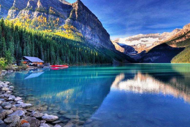 Thanh Hóa - Hà Nội - Toàn Cảnh Canada Đặc Biệt 12N12Đ