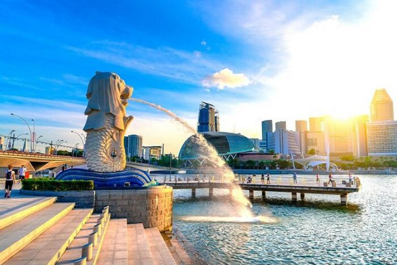 Quảng Ninh - Hà Nội - Singapore - Đảo Sentosa 4N3Đ Bay Vietjet Air