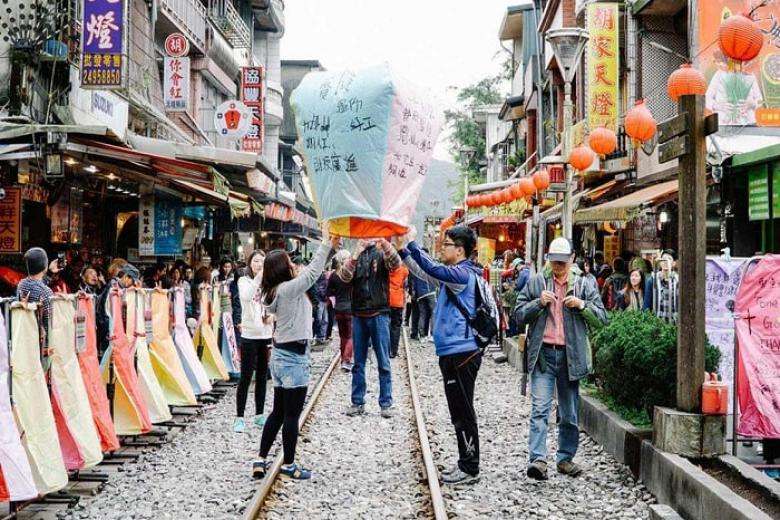 Nha Trang - HCM - Đài Bắc - Đài Trung - Nam Đầu - Cao Hùng 5N4Đ - Bay Vietjet - Tham quan núi A Lý Sơn