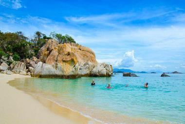 HCM - Quần Đảo Thổ Chu 4N4Đ, Xe Giường Nằm