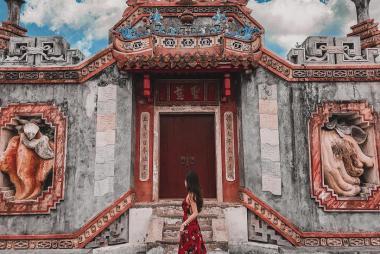 Hà Nội - Đà Nẵng - Sơn Trà - Cầu Vàng - Bà Nà - Cù Lao Chàm - Hội An 4N3Đ