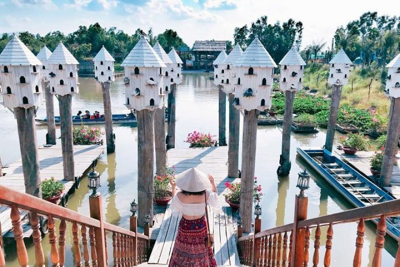 Hà Nội - Cần Thơ - Châu Đốc - Sóc Trăng - Bạc Liêu - Cà Mau 4N3Đ, Bay Vietjet Air/ Bamboo Airways + KS 3*