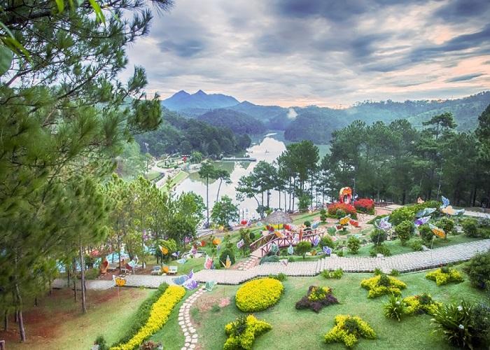 Tour Khám Phá Thành Phố  Đà Lạt Ngàn Hoa 3N2Đ