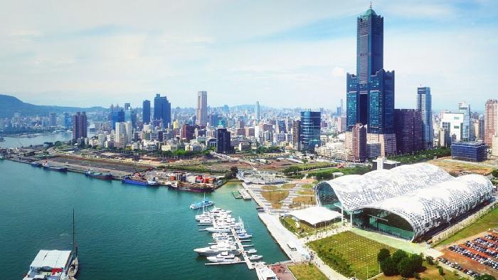 Du lịch Đài Loan: Thành phố biển Cao Hùng