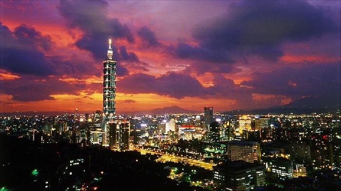 Du lịch Đài Loan: Tháp Đài Bắc 101