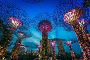 Hà Nội - Singapore - Sensota 4N3Đ