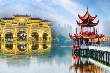 HCM - Đào Viên - Đài Bắc - Đài Trung - Nam Đầu - Cao Hùng 5N4Đ, Bay Hàng Không Vietjet