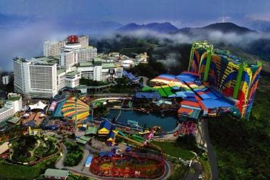 Hà Nội - Singapore - Indonesia - Malaysia 5N4Đ