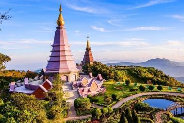 Đà Nẵng - Chiang Mai - Chiang Rai 4N3Đ Bay Air Asia