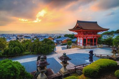 Hà Nội - Osaka - Kyoto - Nagoya - Núi Phú Sĩ - Tokyo 6 Ngày