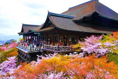 HCM - Osaka - Kyoto - Kobe 4 ngày Bay Jetstar Pacific Airline