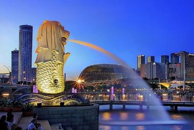Quảng Ninh - Hà Nội - Singapore - Batam 4N3Đ, KS 3,4* - Bay Vietjet Air