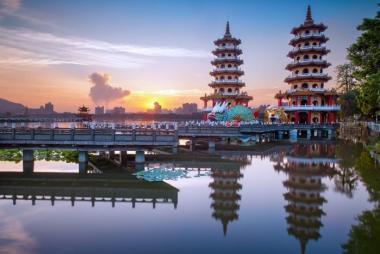 Đà Nẵng - Cao Hùng - Đài Bắc - Đài Trung - Gia Nghĩa 5N4Đ Bay Bamboo Airways