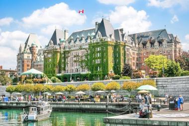 HCM - Toronto - Ottawa - Montreal - Quebec - Vancouver 11N10Đ