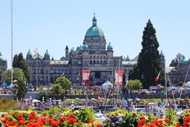 HCM - Vancouver - Victoria - Whistler 8N7Đ