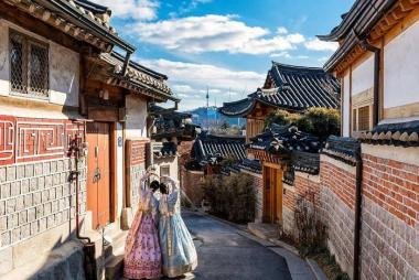 HCM - Seoul - Nami - Eveland 5N4Đ Bay VJ Trọn Gói