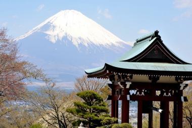 Cần Thơ - Tokyo - Owakudani - Yamanashi - Fuji 4N3Đ Bay VN