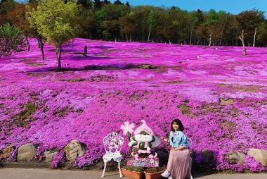 Cần Thơ - Tokyo - Yamanashi - Fuji 4N3Đ Lễ Hội Hoa Chi Anh