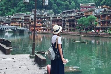 HCM - Trương Gia Giới - Thành Cổ Phượng Hoàng 5N4Đ