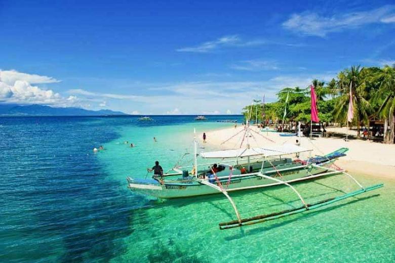 bãi biển palawan