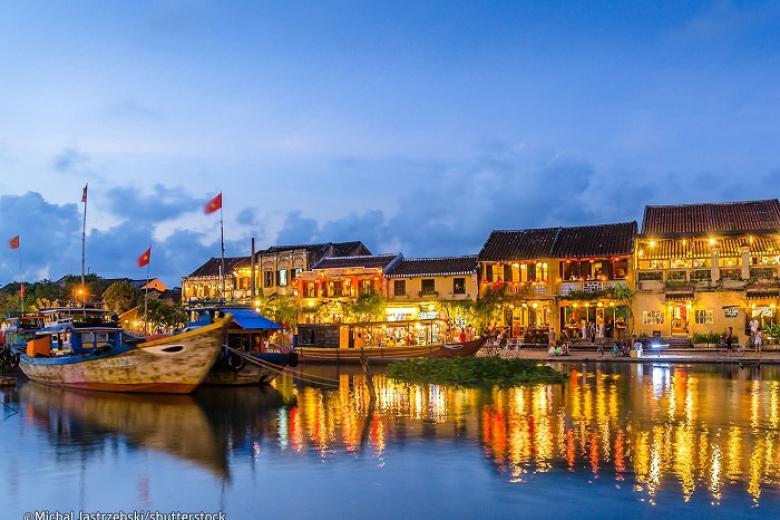 Hà Nội - Đà Nẵng - Sơn Trà - Bà Nà - Hội An - Huế 4N3Đ - Bay Vietnam Airlines