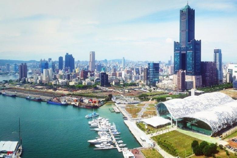 Thành phố biển Cao Hùng