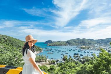 HCM - Bình Ba - Nha Trang - Ninh Chữ 4N4Đ, Xe Ôtô + KS 5* & Resort 4*