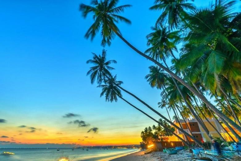 Biển Phan Thiết xinh đẹp