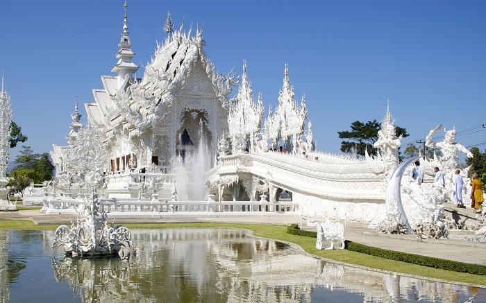 Du lịch Campuchia: Ghé thăm Chùa Bạc