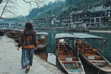 Hải Phòng - Hà Nội - Trương Gia Giới - Phượng Hoàng Cổ Trấn - Nam Ninh 5N4Đ, Đi Đường Bay Về Đường Bộ