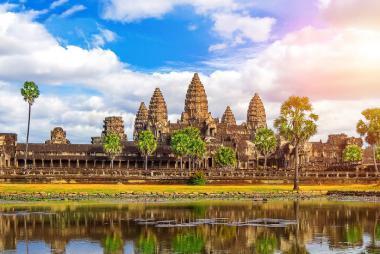 HCM - Phnom Penh - Tham quan cung điện Hoàng Gia 2N1Đ