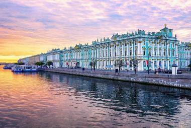 Hải Phòng - Matxcova – Saint Petersburg 7N Bay VN
