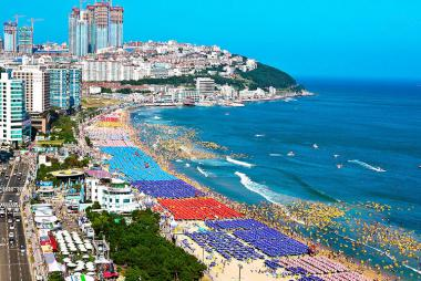 Hà Nội - Deagu - Gyeongju - Busan 5N Bay TW