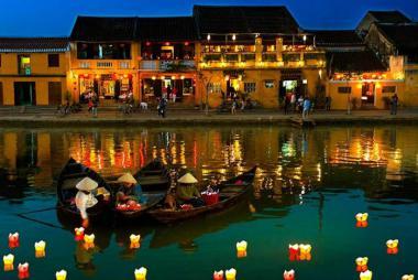 HCM - Đà Nẵng – Phố Cổ Hội An –Bà Nà 3N2Đ Bay VJ