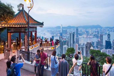 Hải Phòng - Hồng Kông 4N Bay HX