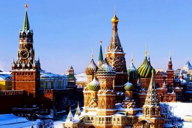 Hải Phòng - Matxcova – Saint Petersburg 9N Bay VN