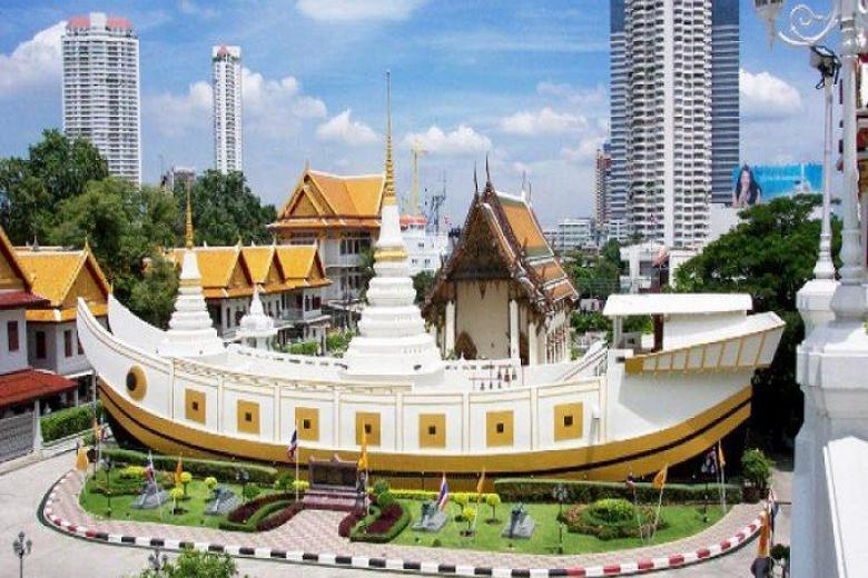 Hải Phòng - Bangkok - Pattaya - 5N4Đ Bay Vietjet Air