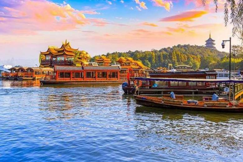 HCM - Thượng Hải - Bắc Kinh - Hàng Châu - Tô Châu 7N6Đ, Bay China Souther Airline