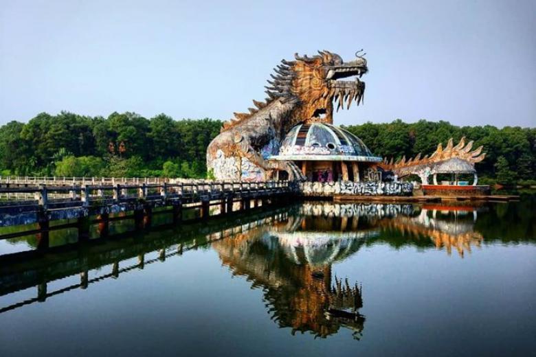 HCM - Cố Đô Huế - Lăng Cô - Lập An - Đà Nẵng - Hội An - Bà Nà Hill - Fantasy Park 3N2Đ Bay VJ