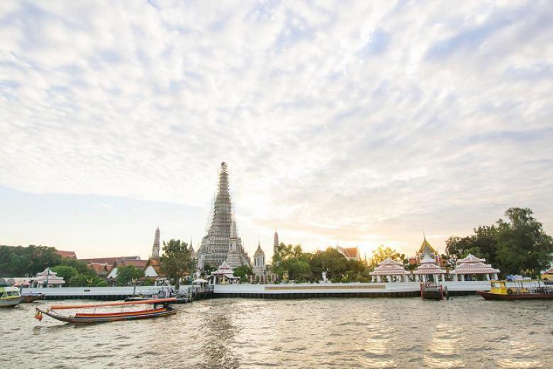 Quy Nhơn - Nha Trang - Bangkok - Pattaya 5N4Đ Bay Air Asia