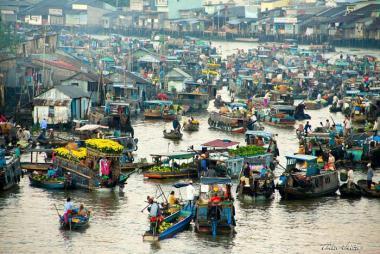 Hà Nội - Cần Thơ - Côn Đảo 4N3Đ, Bay Vietjet Air + Xe Ôtô