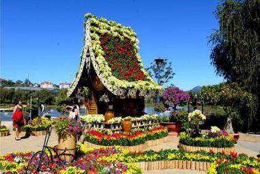 Hà Nội - Đà Lạt - Bảo Lộc 4N3Đ Bay VN