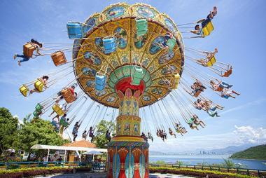 Hà Nội - Đảo Ngọc Phú Quốc - Vinpearland - Khám phá biển Tây Nam 4N3Đ, Bay Vietjet Air + Xe Ôtô & KS 3*