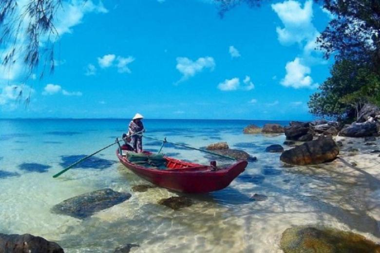 HCM - Phú Quốc - Câu Cá - Lặn Ngắm San Hô 3N2Đ Bay Vietjet Air + KS 3*