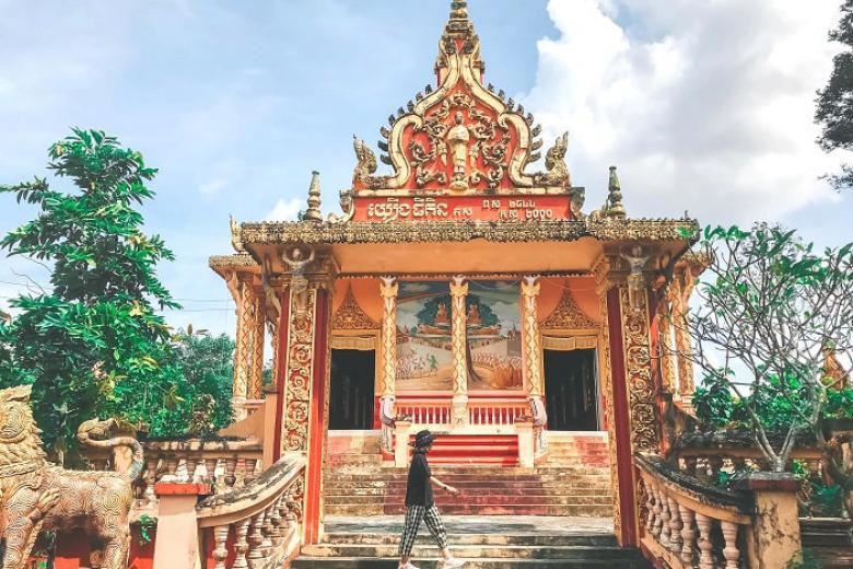 Đà Nẵng - Sóc Trăng - Bạc Liêu - Cà Mau - Đất Mũi 4N3Đ, Bay Vietjet Air + KS 3*