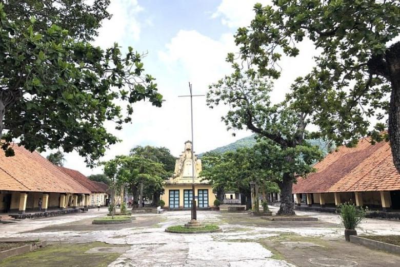 Trại tù Phú Hải